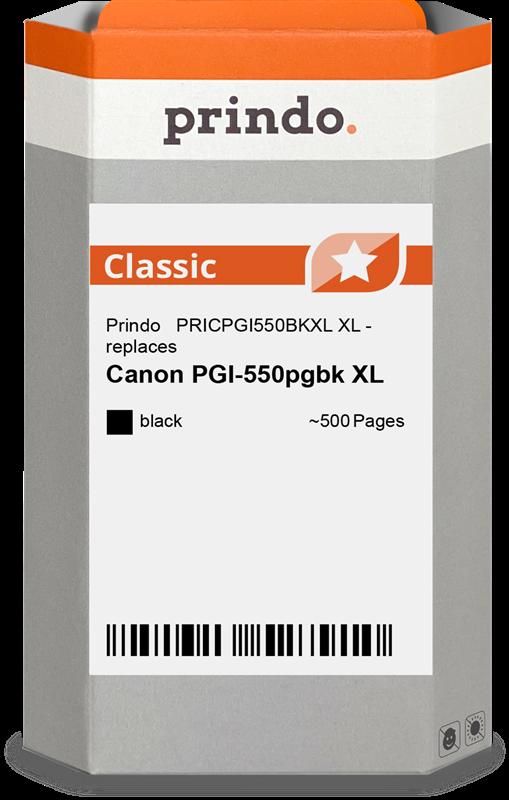 ink cartridge Prindo PRICPGI550BKXL