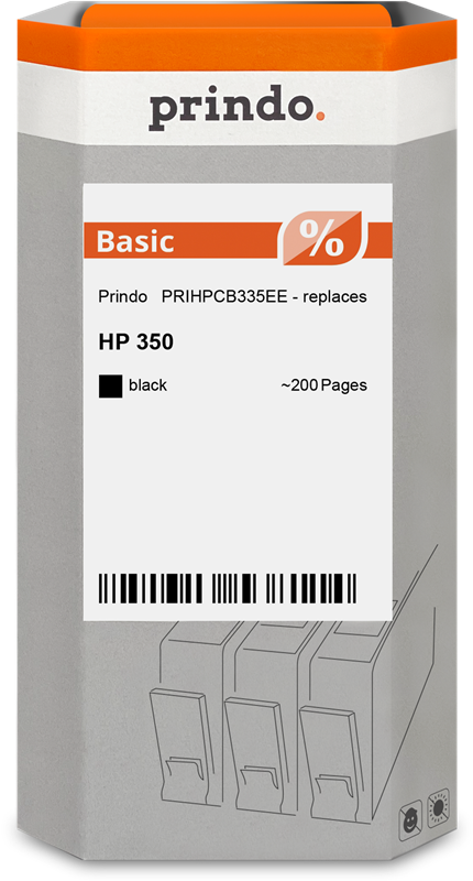 ink cartridge Prindo PRIHPCB335EE