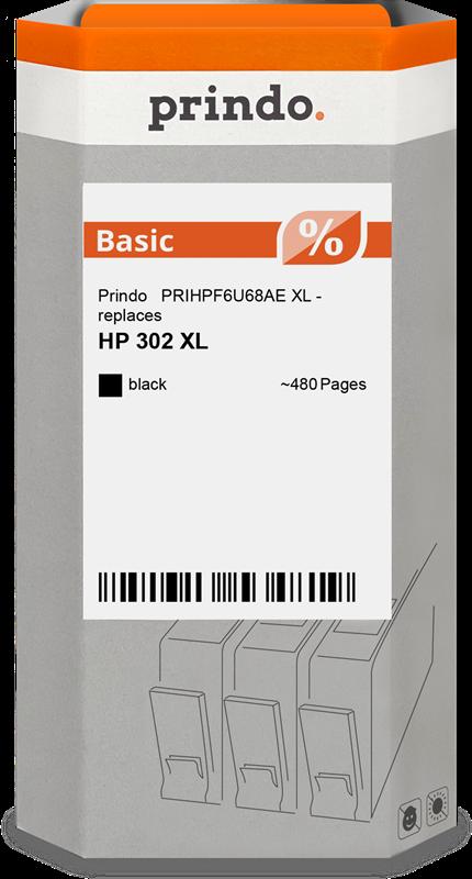 ink cartridge Prindo PRIHPF6U68AE