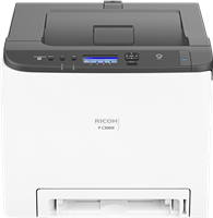 Color Laser Printer Ricoh P C300W