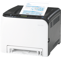 Color Laser Printers Ricoh SP C261DNw