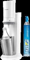 Sodastream Sparkling water Crystal Premium  White