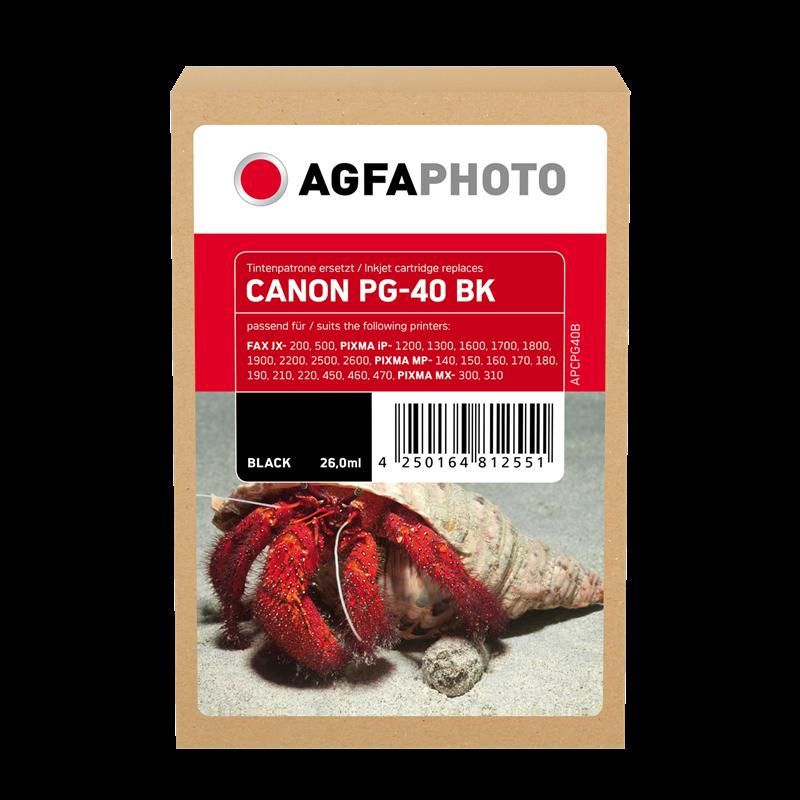 ink cartridge Agfa Photo APCPG40B