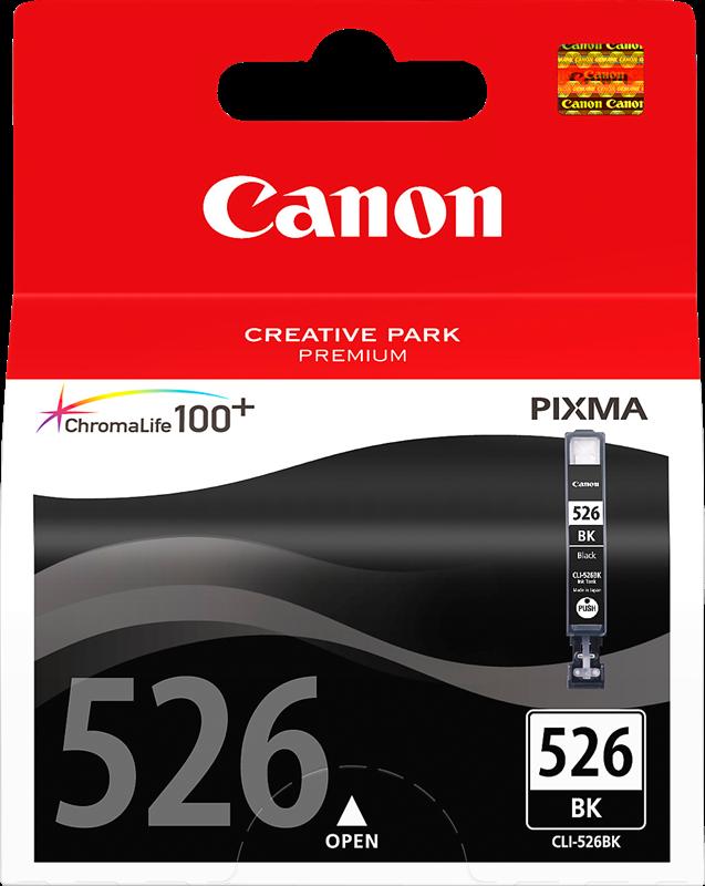 ink cartridge Canon CLI-526bk