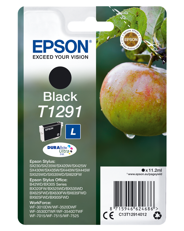 ink cartridge Epson T1291