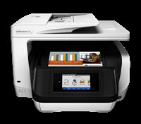 Multifunction Printer HP Officejet Pro 8730