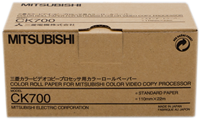 Thermal paper Mitsubishi Thermopapier 110mm x 22m