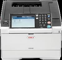 Color Laser Printer OKI C542dn