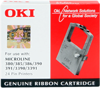 ribbon OKI 09002309
