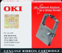 ribbon OKI 09002303
