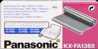 thermal transfer roll Panasonic KX-FA136X