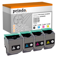 value pack Prindo PRTLC540H1 Rainbow