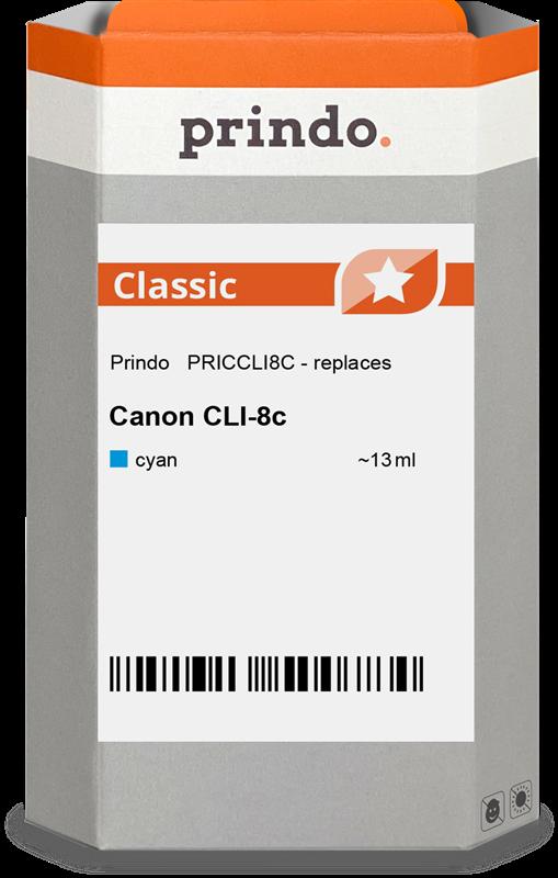 ink cartridge Prindo PRICCLI8C
