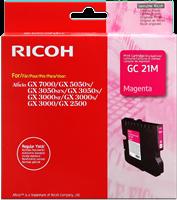 gel cartridge Ricoh 405542 / GC-21M