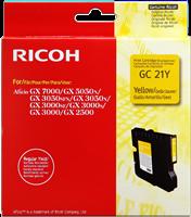 gel cartridge Ricoh 405543 / GC-21Y